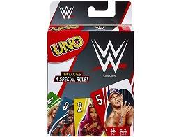 UNO: WWE - Juego de mesa