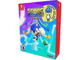 Sonic Colors Ultimate NSW