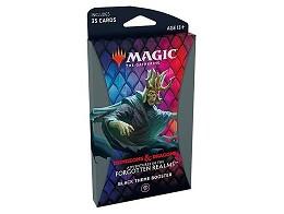 MTG Forgotten Realms - Theme Booster Black
