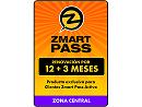 ZMART PASS: Renovación Zona Central 12+3 meses