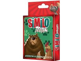 Similo: Animales - Juego de Mesa