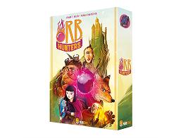 Orb Hunters (en español) - Juego de Mesa
