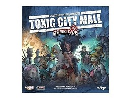 Zombicide: Toxic City Mall - Juego de mesa (exp)