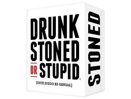 Drunk, Stoned or Stupid en español - Juego de mesa