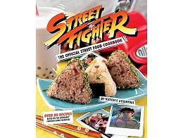Street Fighter: The Official Cookbook (ING) Libro