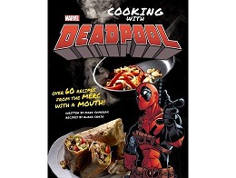 Marvel Comics: Cooking with Deadpool (ING) Libro