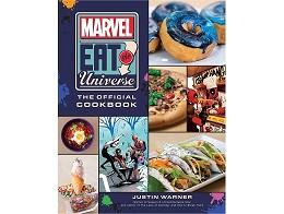 Marvel Eat the Universe (ING) Libro