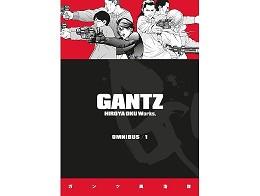 Gantz Omnibus Volume 1 (ING/TP) Comic