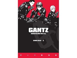 Gantz Omnibus Volume 2 (ING/TP) Comic