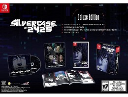 The Silver Case 2425 Deluxe Edition NSW