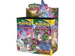 Display sobres Pokémon TCG Cielos Evolutivos
