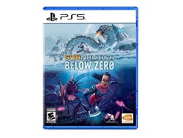 Subnautica: Below Zero PS5