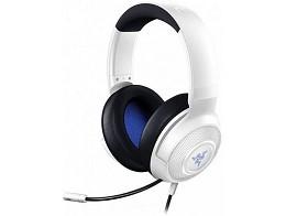 Headset Razer Kraken X para Consola White PS5/Xbox