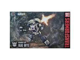 Model Kit BugBite Transformers
