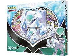 Pokémon TCG: Colección Calyrex Jinete Glacial V