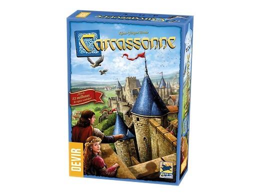 Carcassonne - Juego de mesa