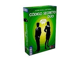 Código Secreto Dúo - Juego de Mesa