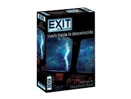 Exit 14 Vuelo Hacia lo Desconocido - Juego de Mesa