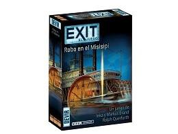 Exit 15 Robo en el Misisipi - Juego de Mesa