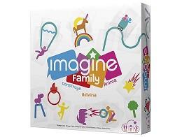 Imagine Family - Juego de mesa (en español)