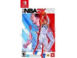 NBA 2K22 NSW