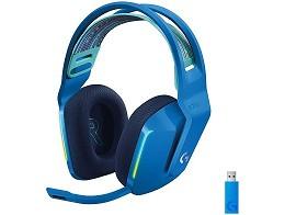 Headset Inalámbrico Logitech G733 Azul