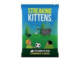 Streaking Kittens en espa?ol (expansi?n)