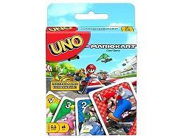 UNO: Mario Kart - Juego de mesa