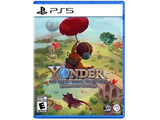Yonder: The Cloud Catcher Chronicles Enhanced PS5