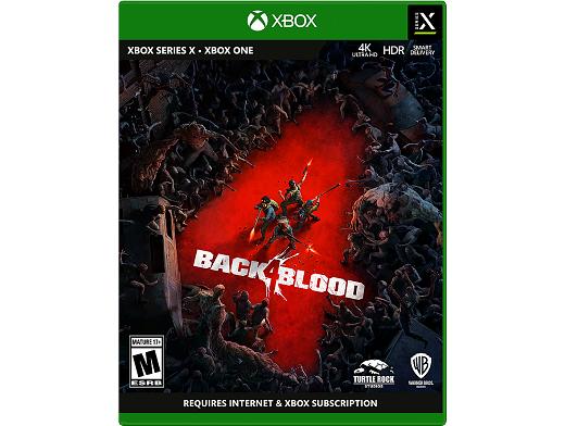 Back 4 Blood Xbox