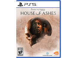 The Dark Pictures: House of Ashes PS5