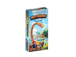 Draftosaurus: Marina - Juego de mesa