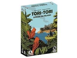 Tori-Tori Especies en peligro - Juego de mesa