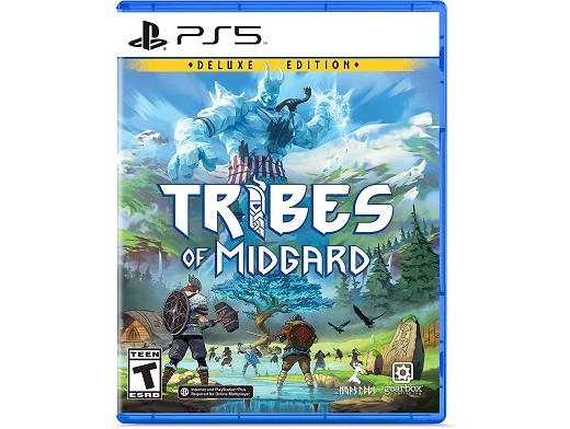 Tribes of Midgard: Deluxe Edition PS5