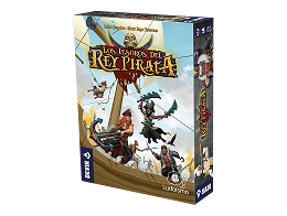 Los Tesoros del Rey Pirata 2a edición - Juego mesa