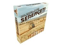 Serengeti - Juego mesa