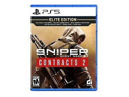 Sniper Ghost Warrior Contracts 2 Elite Edition PS5