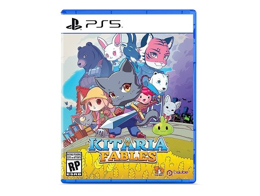 Kitaria Fables PS5