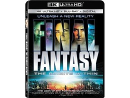 Final Fantasy: The Spirits Within 4K Blu-Ray