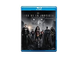 Zack Snyder's Justice League Blu-Ray (latino)