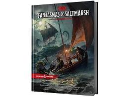 D&D - Fantasmas de Saltmarsh