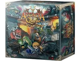 Arcadia Quest en español - Juego de mesa