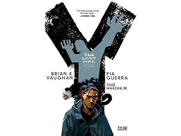 Y: The Last Man Book One (ING/TP) Comic