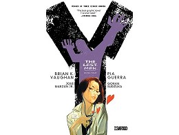 Y: The Last Man Book Four (ING/TP) Comic