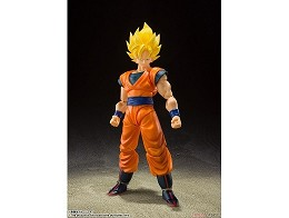 Figura Super Saiyan Full Power Son Goku SHFiguarts