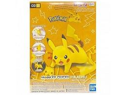 Model Kit Pokémon Quick - Pikachu Battle Pose