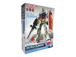 Model Kit Gundam RX-78-2 Gundam Entry Grade