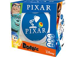 Dobble Pixar - Juego de Mesa