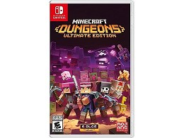 Minecraft Dungeons Ultimate Edition NSW