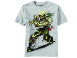 Polera Street Fighter Zombies Military Afterlife